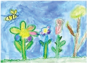 FlowersAndBee290x210
